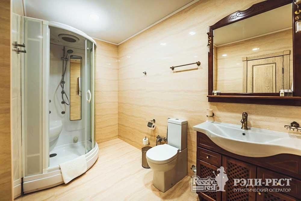 Курортный комплекс ИваМария Апартаменты Премиум с кухней
