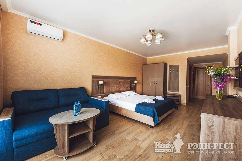 Курортный комплекс ИваМария Полулюкс