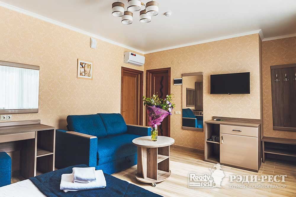 Курортный комплекс ИваМария Стандарт комфорт