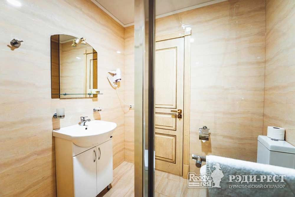 Курортный комплекс ИваМария Стандарт комфорт 2-комнатный