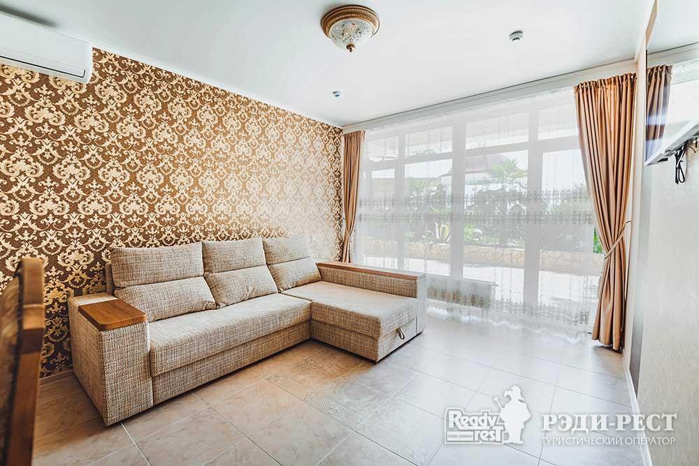 Курортный комплекс ИваМария Апартаменты Релакс с мини-кухней