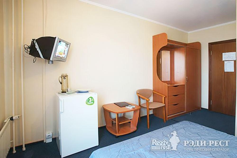 Туристско-оздоровительный комплекс Приморье стандарт 1-местный, корпус  1
