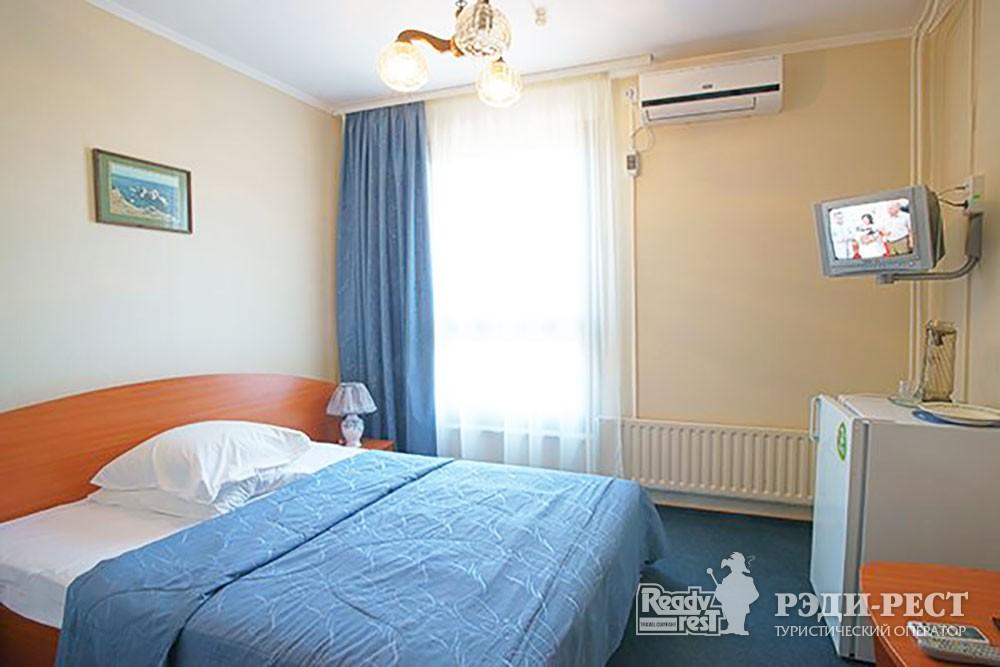 Туристско-оздоровительный комплекс Приморье. стандарт 1-местный, корпус  1