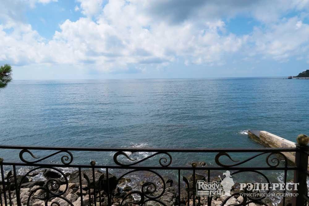 Cанаторий Меллас Люкс 1-комн. балкон, коттедж «У Моря-2»