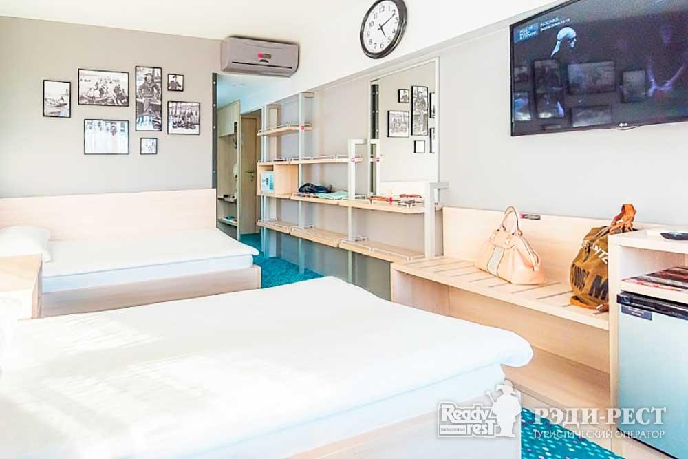 Отель Ялта-Интурист 4* Стандарт с 2 кроватями