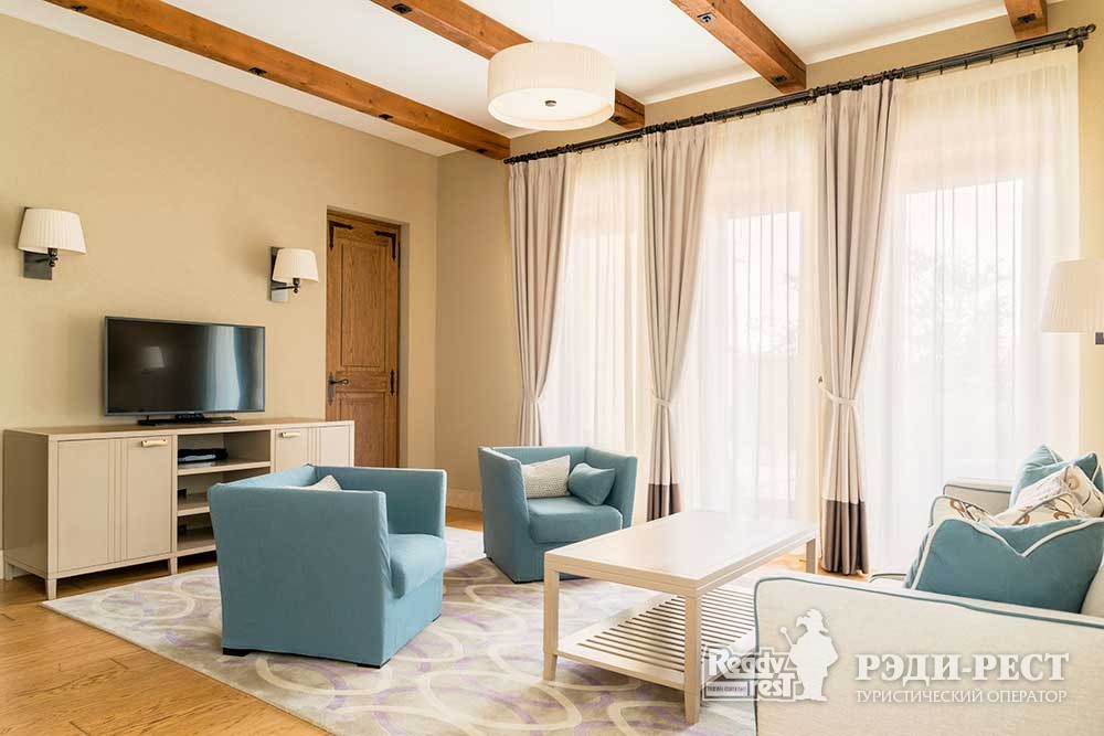 Апарт-отель Крымский Бриз 5* Супериор Семейный