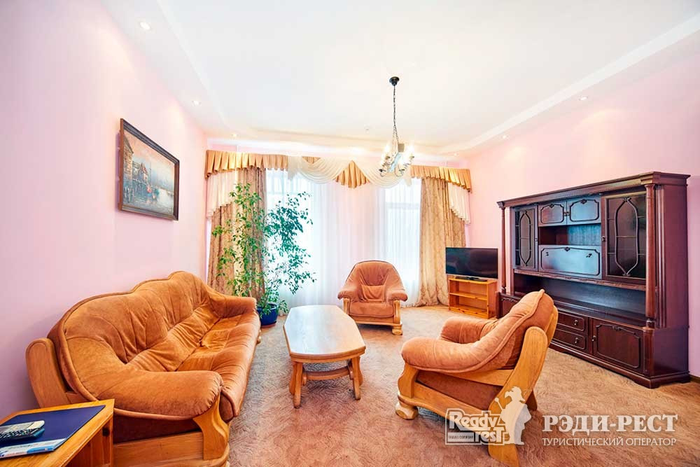 Гостиница Омега-Клуб Апартаменты «Пинк»