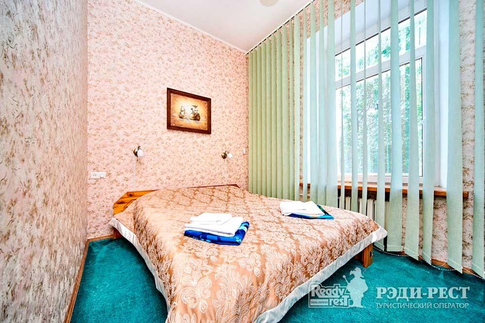 Гостиница Омега-Клуб. Апартаменты «Приват»