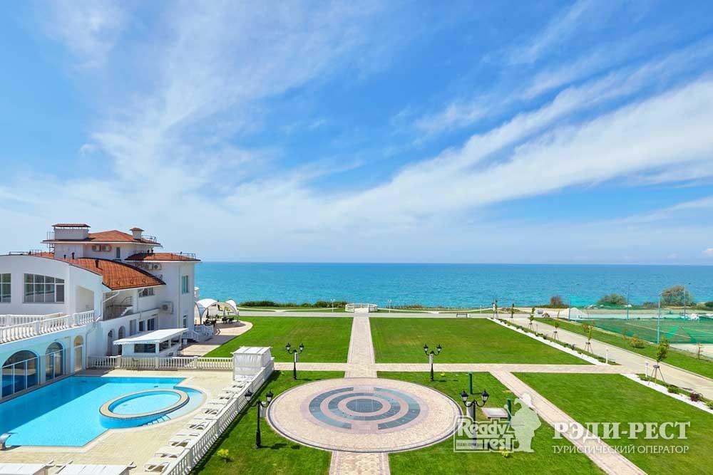 Отель Превысоковъ. Западный Крым