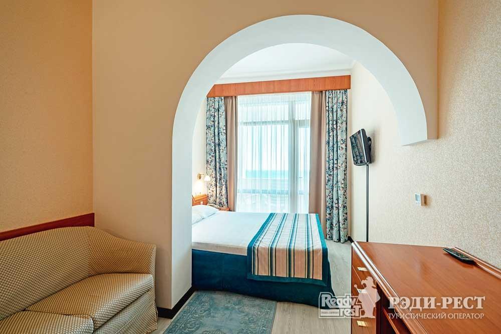 Cанаторно-курортный комплекс Сосновая роща 4* Dbl, корпус 3
