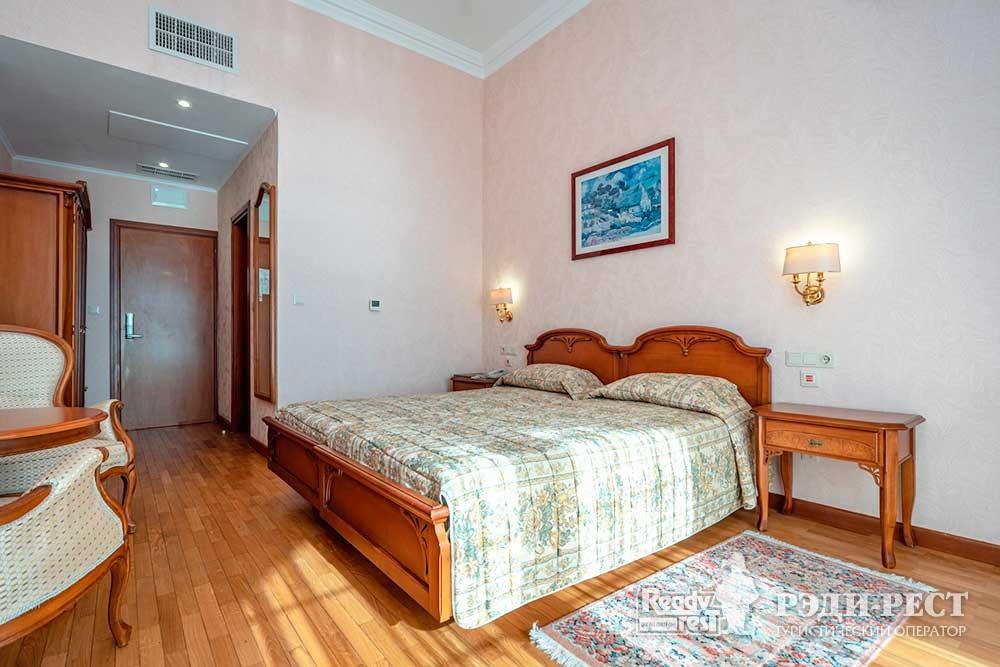 Cанаторно-курортный комплекс Сосновая роща 4* Deluxe 1, корпус 1