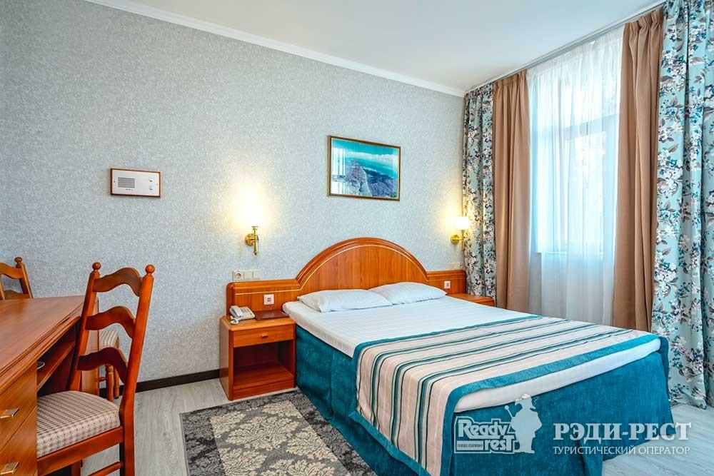Cанаторно-курортный комплекс Сосновая роща 4*. Dbl Economy, корпус 3