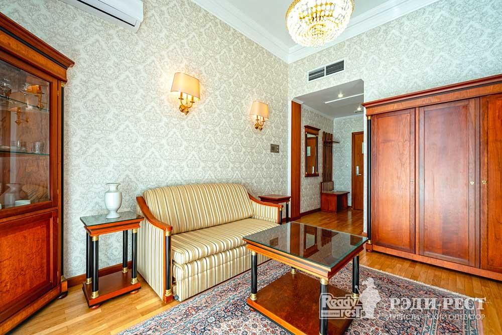 Cанаторно-курортный комплекс Сосновая роща 4* Deluxe 2, корпус 1