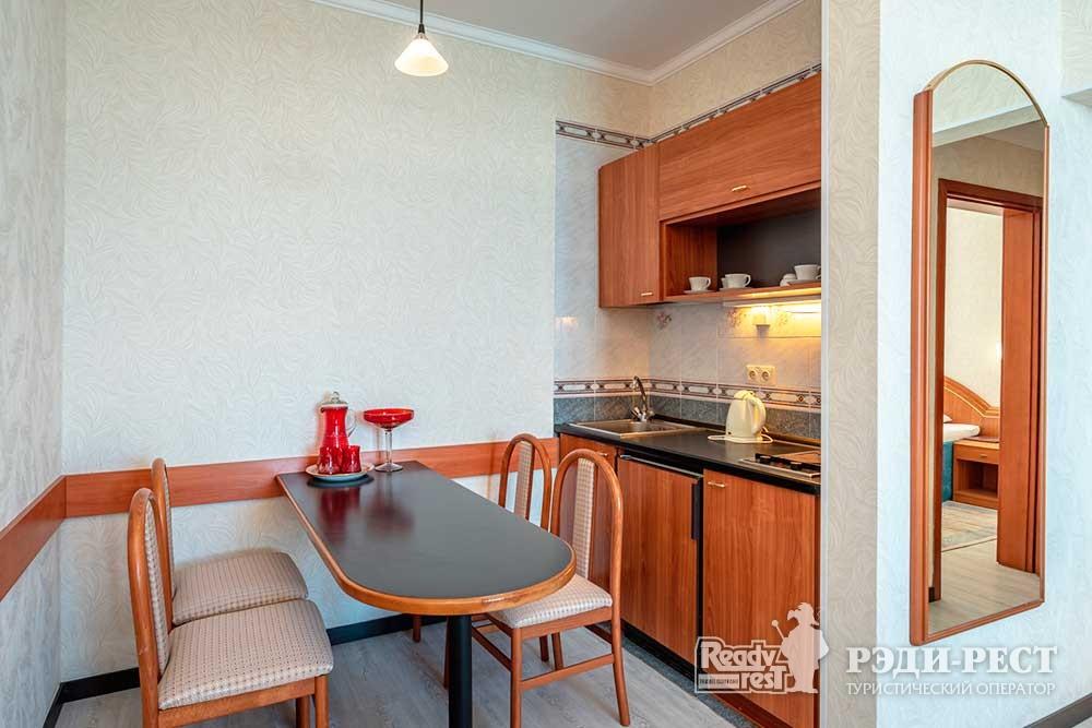 Cанаторно-курортный комплекс Сосновая роща 4* Apartments Small, корпус 3