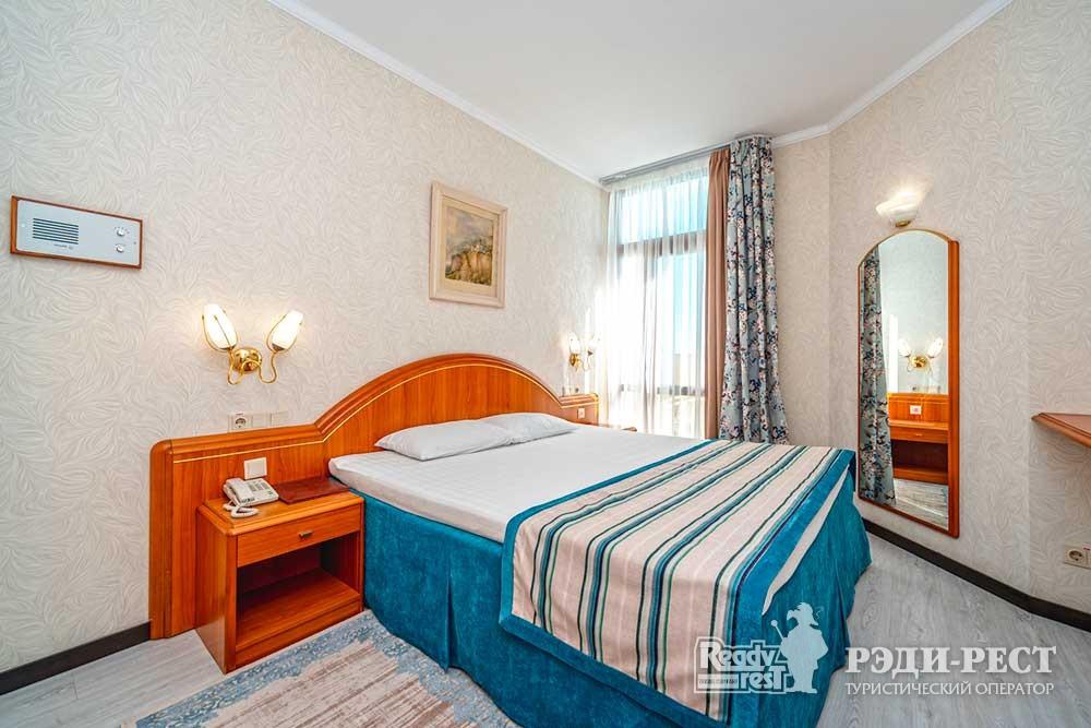Cанаторно-курортный комплекс Сосновая роща 4*. Apartments Small, корпус 3
