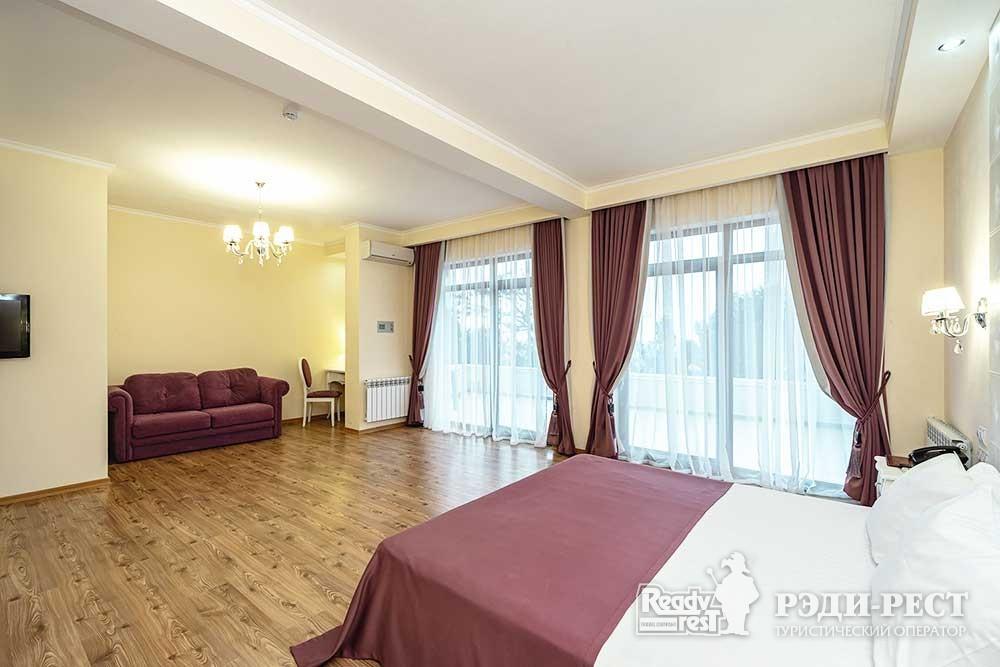 Cанаторно-курортный комплекс Сосновая роща 4* Studio NEW, корпус 2