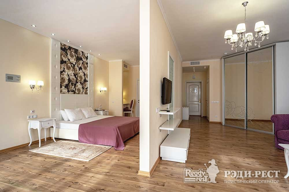 Cанаторно-курортный комплекс Сосновая роща 4* Suite 2 NEW, корпус 2