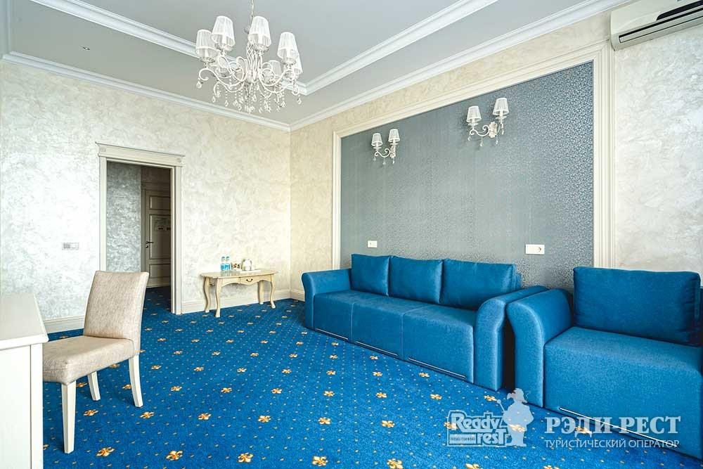 Cанаторно-курортный комплекс Сосновая роща 4* Suite SV, корпус Альбатрос