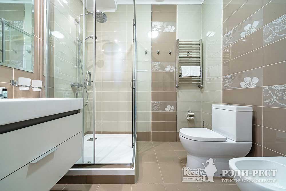Cанаторно-курортный комплекс Сосновая роща 4* Suite Senior, корпус 2