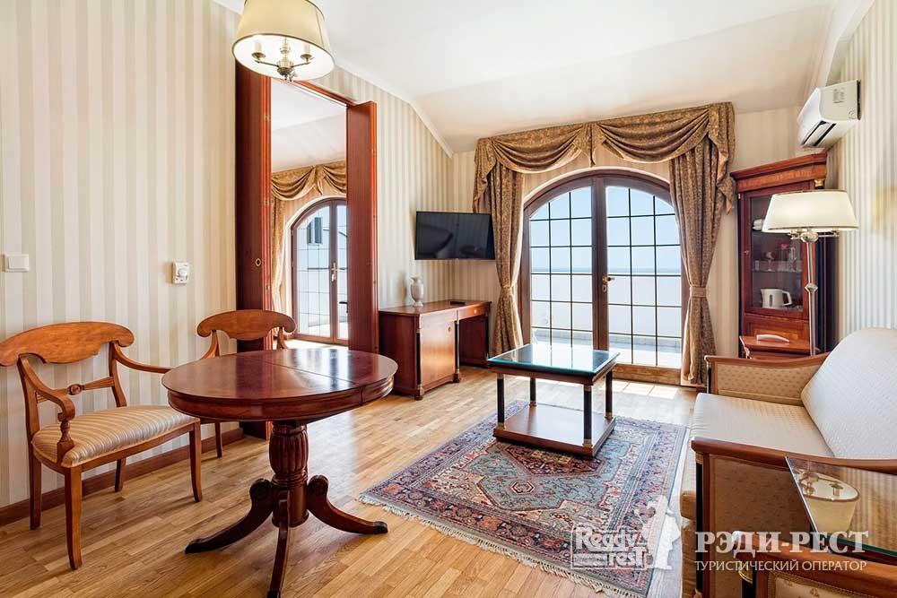 Cанаторно-курортный комплекс Сосновая роща 4* Apartments 2, корпус 1