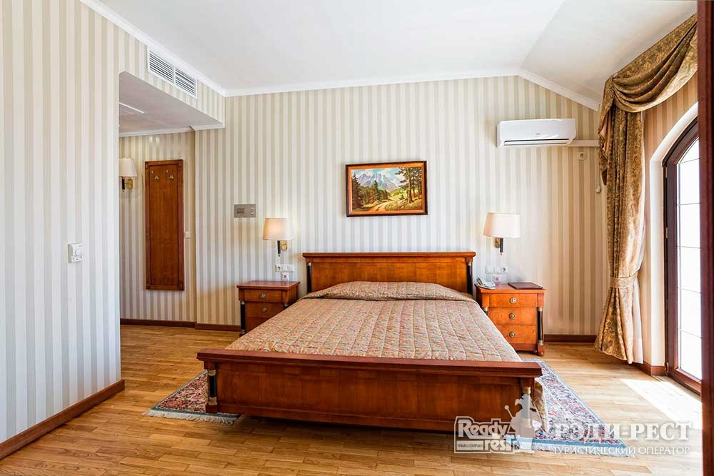 Cанаторно-курортный комплекс Сосновая роща 4*. Apartments 2, корпус 1