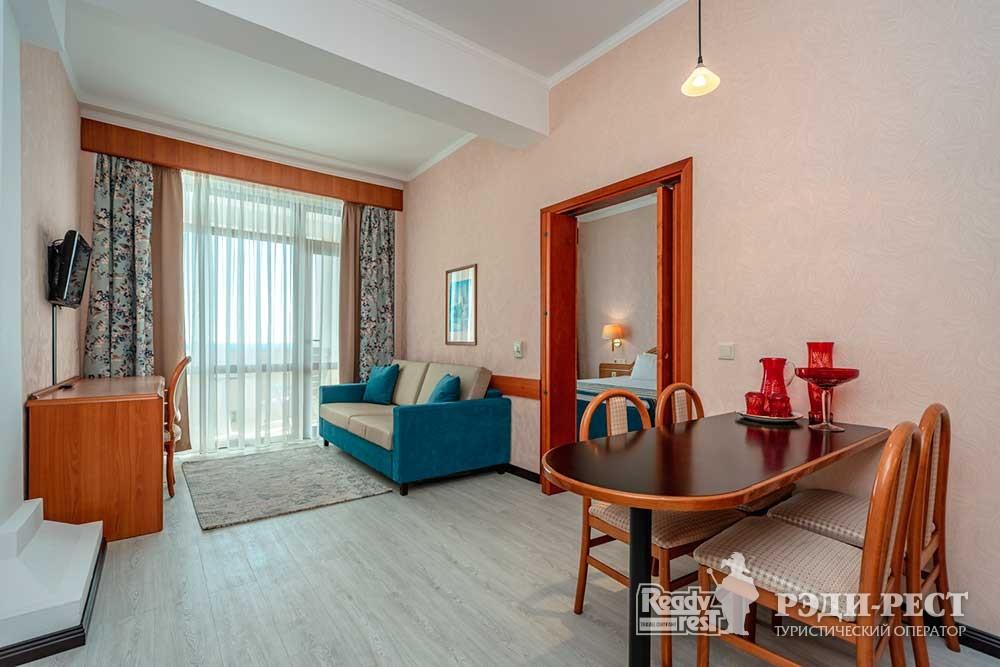 Cанаторно-курортный комплекс Сосновая роща 4* Apartments Big, корпус 3