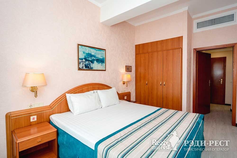 Cанаторно-курортный комплекс Сосновая роща 4*. Apartments Big, корпус 3