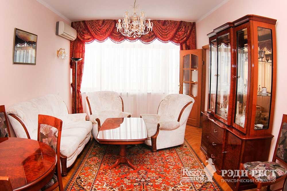 Cанаторно-курортный комплекс Сосновая роща 4* Suite 2, корпус 2
