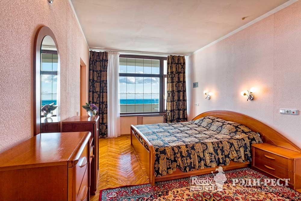 Cанаторно-курортный комплекс Сосновая роща 4*. Suite 2, корпус 2