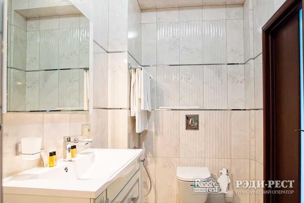 Cанаторно-курортный комплекс Сосновая роща 4* Suite 2 +, корпус 2