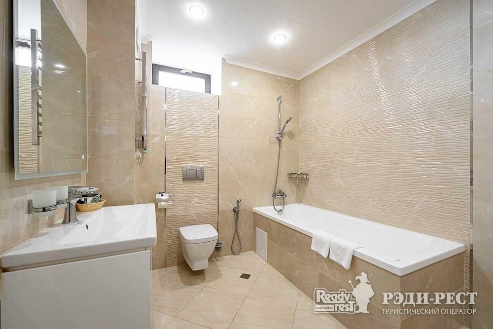 Cанаторно-курортный комплекс Сосновая роща 4* Suite 3, корпус 2