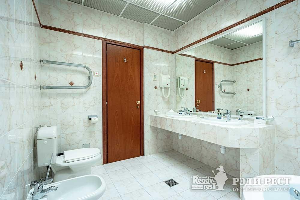 Cанаторно-курортный комплекс Сосновая роща 4* Suite VIP, корпус 1