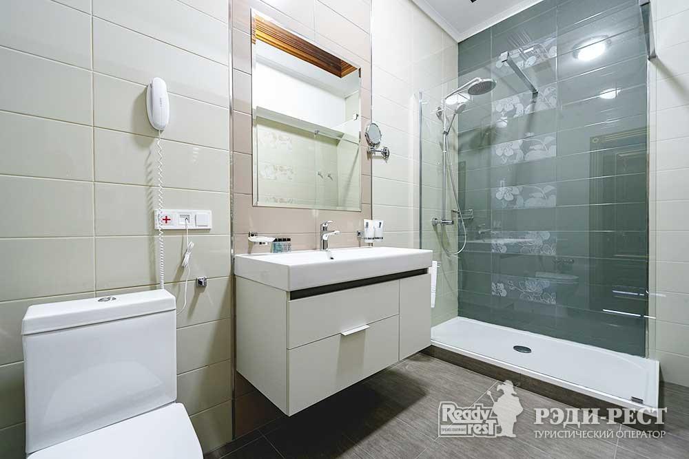 Cанаторно-курортный комплекс Сосновая роща 4* Suite 3 NEW, корпус 2
