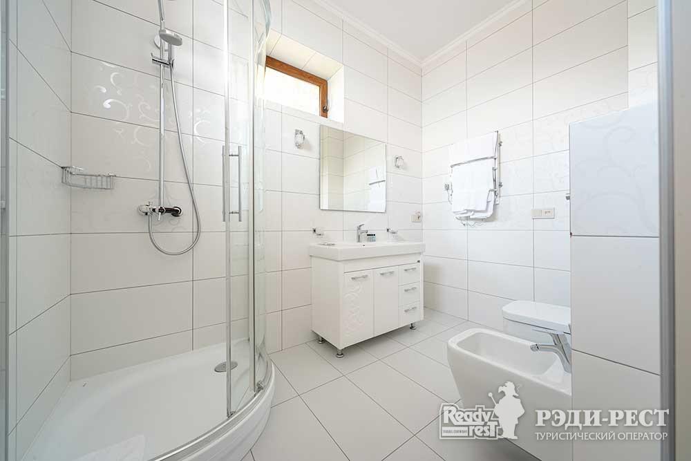 Cанаторно-курортный комплекс Сосновая роща 4* Suite 3 SV, корпус Альбатрос
