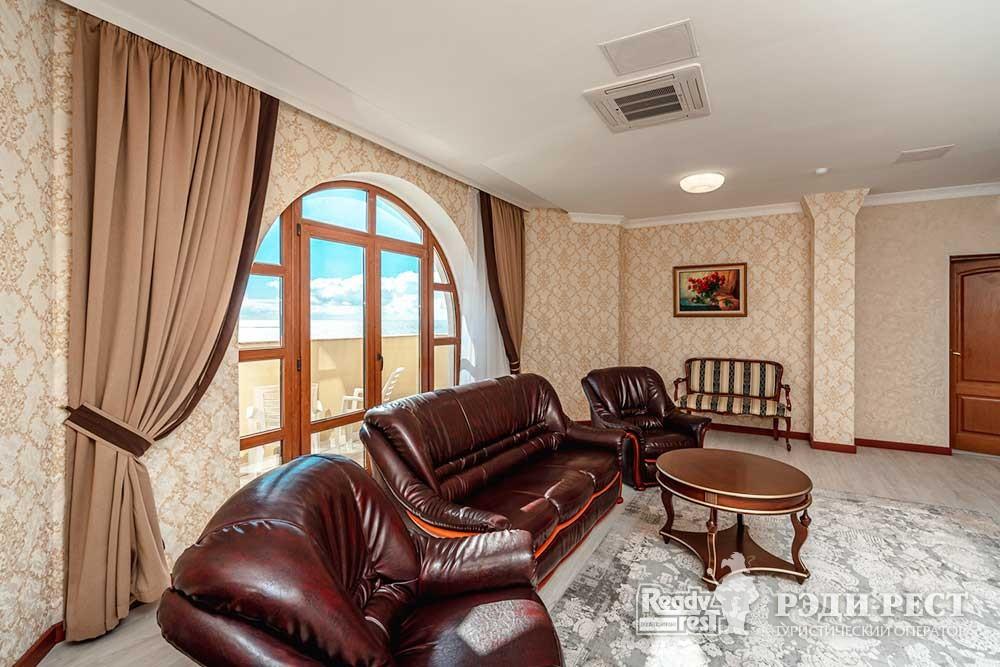 Cанаторно-курортный комплекс Сосновая роща 4* Apartments VIP, корпус 3