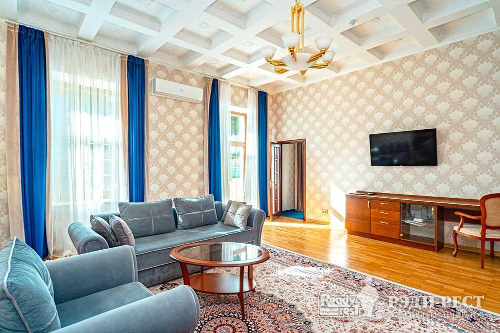 Cанаторно-курортный комплекс Сосновая роща 4* Suite, корпус 1