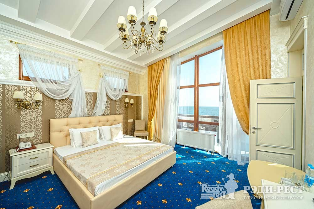 Cанаторно-курортный комплекс Сосновая роща 4*. Suite 2 SV, корпус Альбатрос