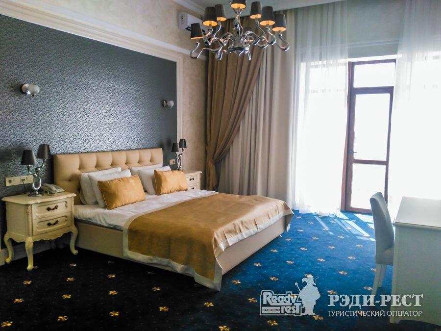Cанаторно-курортный комплекс Сосновая роща 4*. Apartments SV, корпус Альбатрос