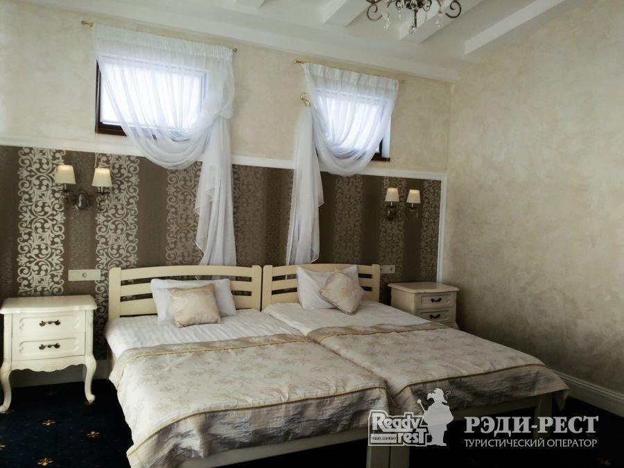 Cанаторно-курортный комплекс Сосновая роща 4* Apartments SV, корпус Альбатрос
