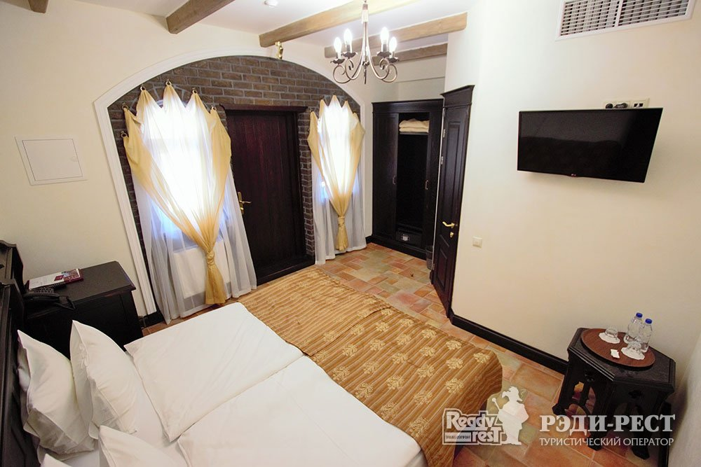 Курортный отель Солдайя Гранд 4*. Стандарт
