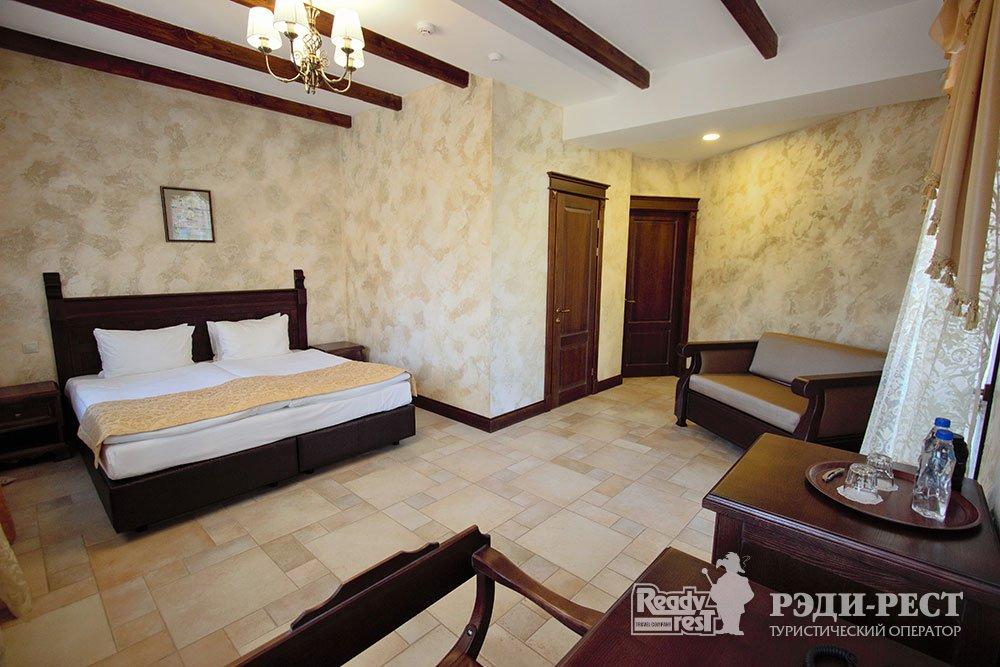 Курортный отель Солдайя Гранд 4*. Комфорт