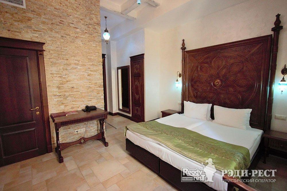 Курортный отель Солдайя Гранд 4* Комфорт