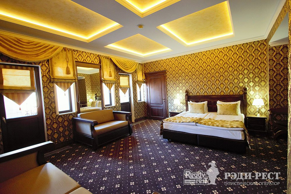 Курортный отель Солдайя Гранд 4*. Полулюкс