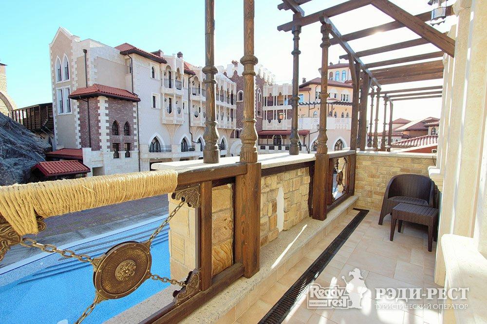 Курортный отель Солдайя Гранд 4* Полулюкс