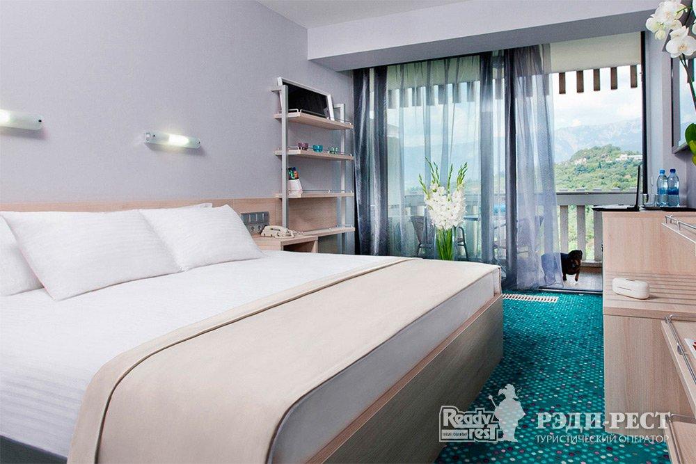 Отель Ялта-Интурист 4*. Улучшенный с 1 кроватью