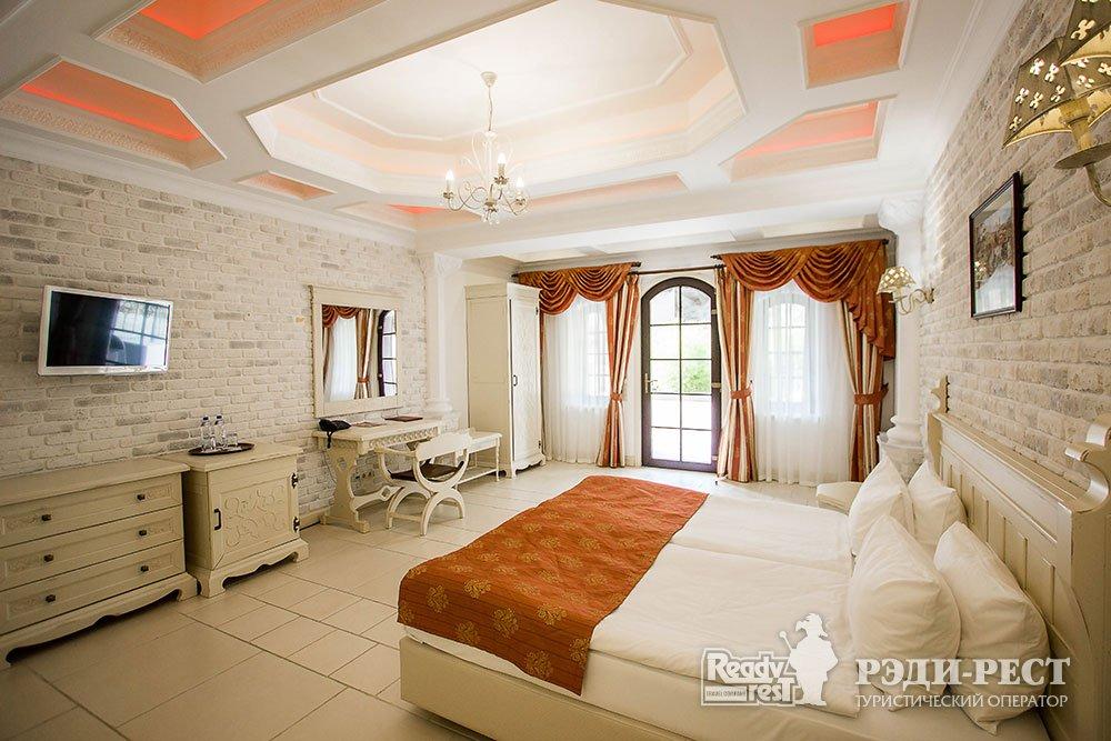 Курортный отель Солдайя Гранд 4*. Полулюкс семейный