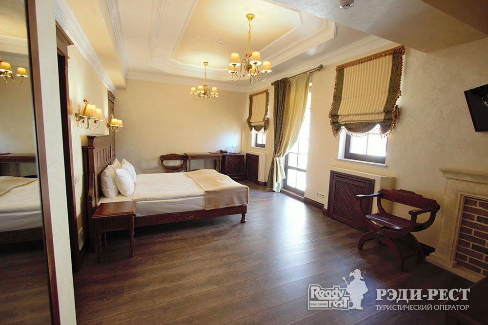 Курортный отель Солдайя Гранд Полулюкс семейный