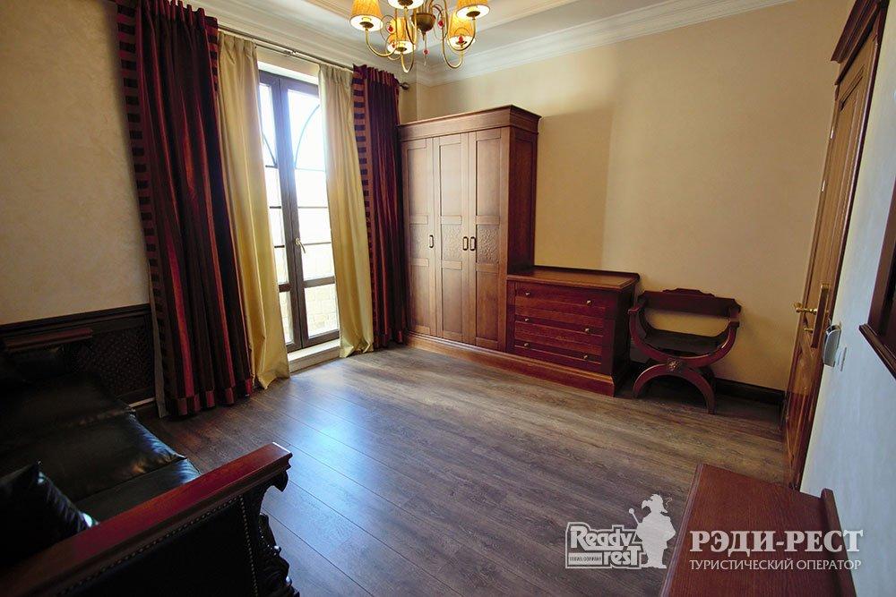 Курортный отель Солдайя Гранд 4* Полулюкс семейный