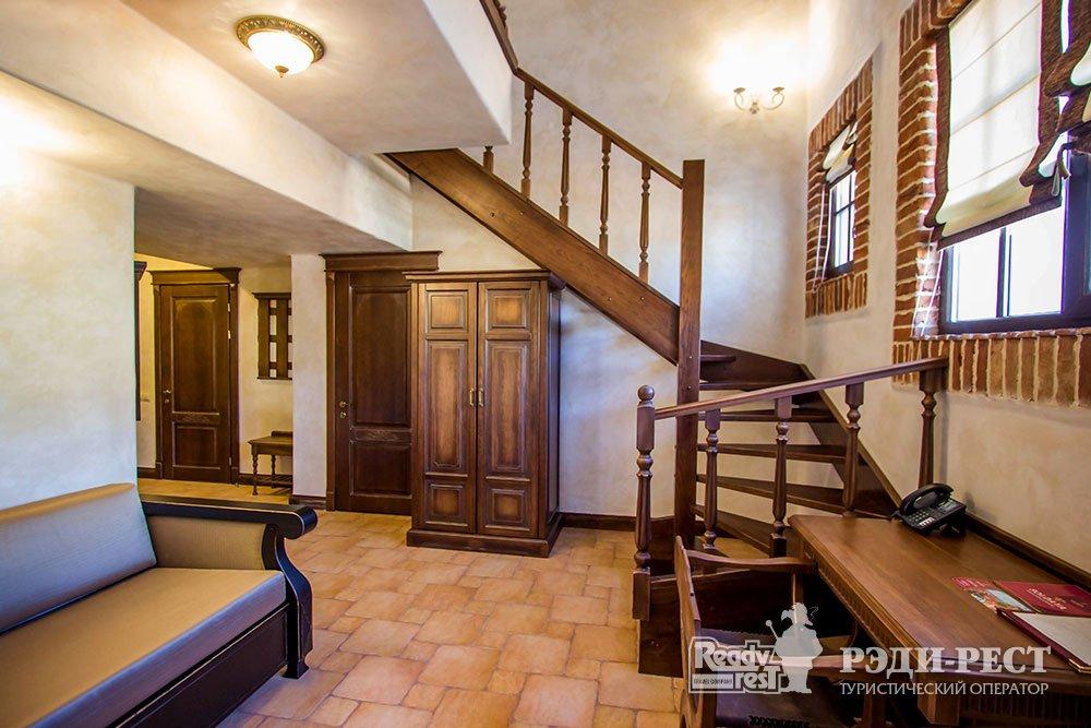 Курортный отель Солдайя Гранд 4* Дуплекс