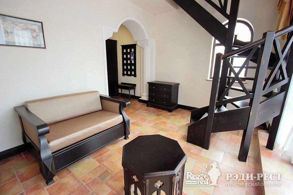Курортный отель Солдайя Гранд Дуплекс